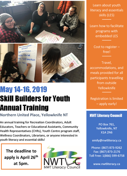 Skill Builders for Youth Training