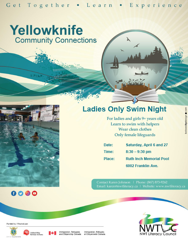 Ladies Only Swim Night