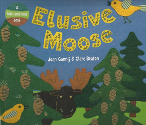 Elusive Moose book cover