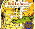 The Paper Bag Princess book cover