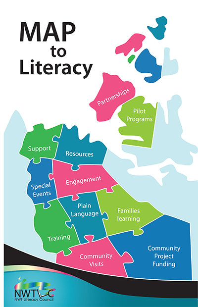 We're Celebrating NWT Literacy Week a Little Differently