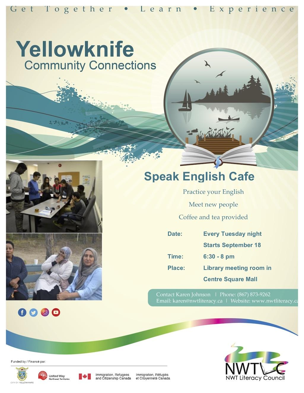Speak English Cafe