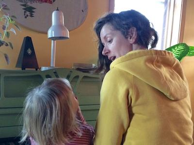 Making Music with Babies and Toddlers