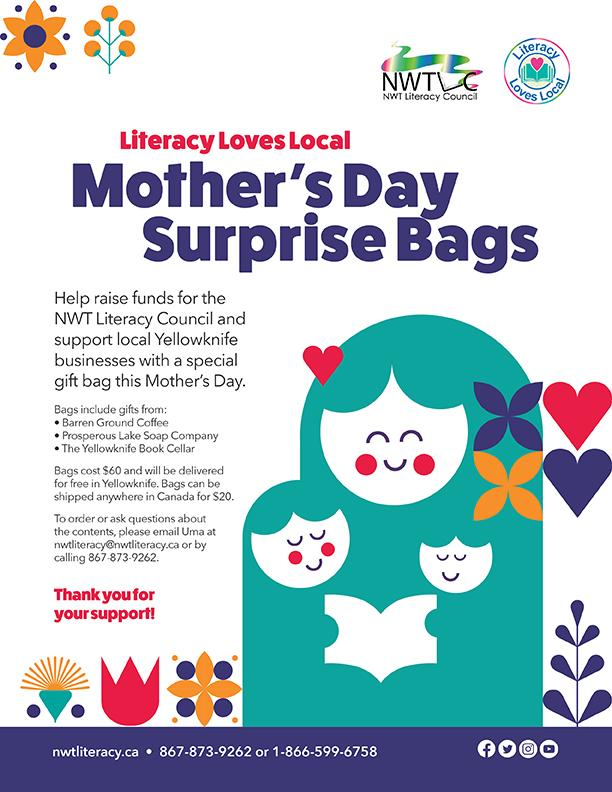 MOTHER'S DAY SURPRISE BAGS