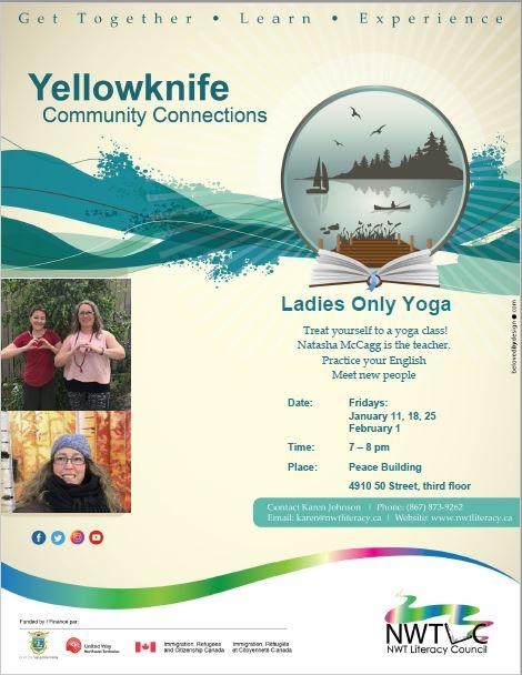 Ladies Only Yoga