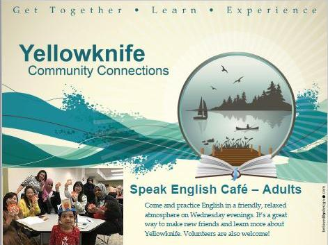 Speak English Café