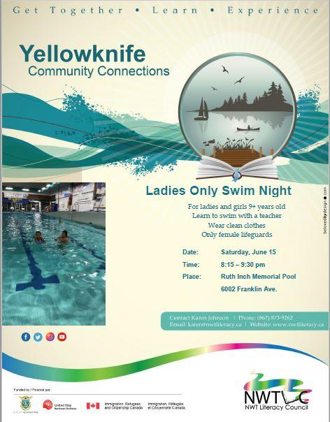 Ladies-only Swim Night