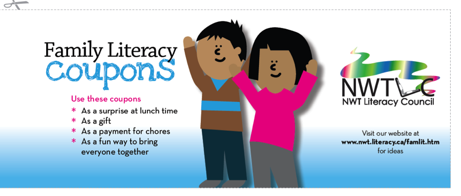 Family Literacy Coupons