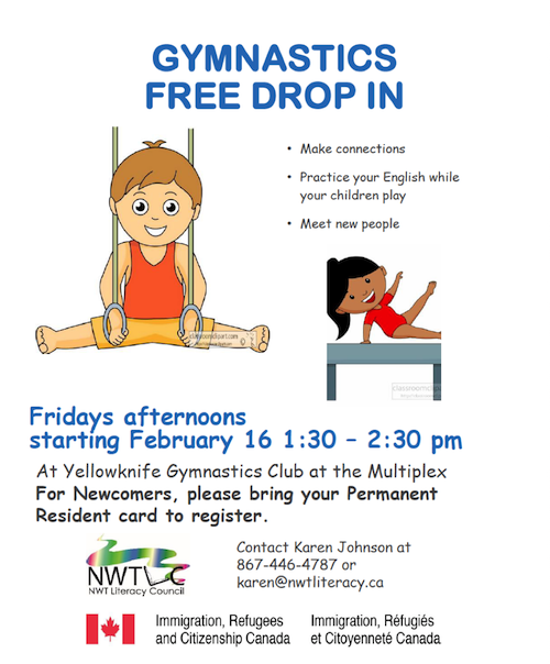 Free Gymnastics Drop-in