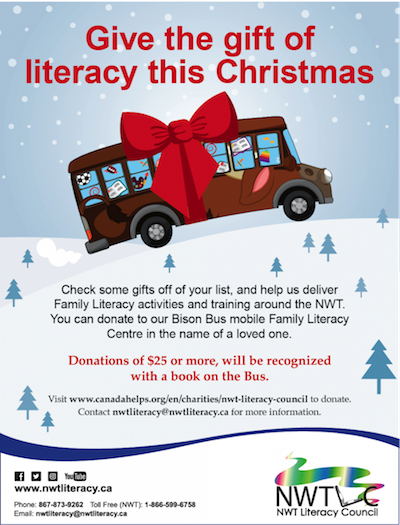 Give the Gift of Literacy This Christmas